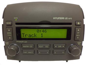 Hyundai Radio CD Player MP3 Stereo AM FM Receiver OEM