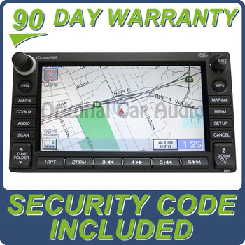 Honda Insight CR-Z Radio NAVI GPS Disc CD Changer 2AH1