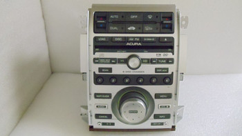 MERGED with Ac4XL2U 05 2005 Acura RL XM Satellite Radio Stereo MP3 6 Disc CD Changer 4XL0 39100-SJA-A002