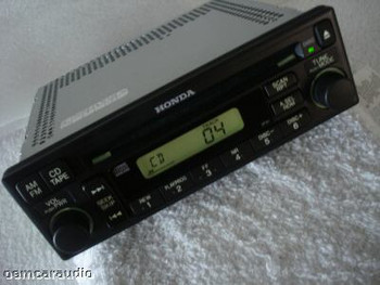 BRAND NEW Honda Accord Civic S2000 Radio And CD Player 1998-2005