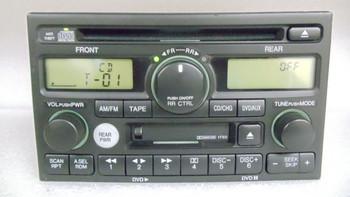 1999 2000 2001 2002 2003 2004 Honda odyssey Radio Stereo CD Player OEM