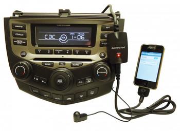 NEW HONDA ACURA Bluetooth iPod Adapter Auxiliary Harness