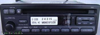 Honda Accord Prelude Civic Odyssey CRV Radio and CD Player 1989-1998