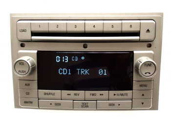 MERGED with Fo150N Lincoln Navigator Radio Stereo 6 Disc CD Changer 2007 07 AUDIOFILE PIONEER