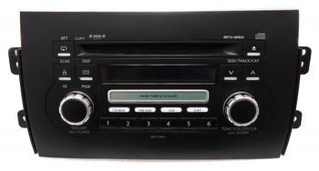 2007 2008 2009 2010 SUZUKI SX4 OEM XM Satellite Radio Stereo MP3 CD Player CLCR17