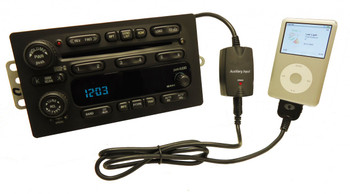 GM iPod iPhone MP3 Harness Adapter for Radio and CD Player