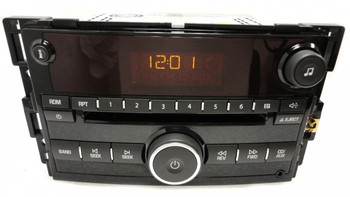 SATURN Radio Stereo CD Player AUX Receiver OEM AM FM