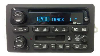 GMC Chevrolet Radio Tape Cassette Deck Stereo CD Player OEM
