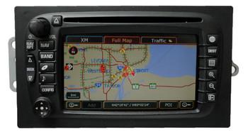 2003 2004 Chevy SUBURBAN SILVERADO GMC SIERRA YUKON GPS Navigation LCD Screen CD Player NON-LUX