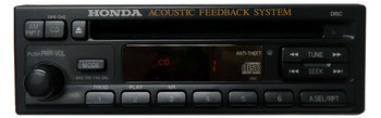 HONDA CR-V Accord Prelude Civic Odyssey ISUZU Oasis AM FM Radio Stereo CD player ORANGE Acoustic Feedback System 1990 1991 1992 1993 1994 1995 1996 1997 1998 OEM