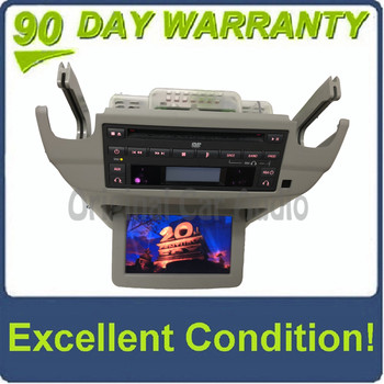GMC Overhead DVD Player Screen Monitor Entertainment System