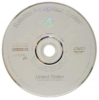 ACURA RL MDX Navigation Navteq Map Disc Disk DVD Rom BM515AO 4.A2