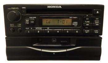 HONDA Civic Accord CR-V Prelude Civic Odyssey Radio CD Player Tape Cassette OEM 1998 1999 200 2001 2002 2003 2004 2005 2006
