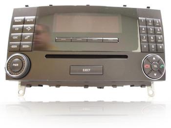 MERCEDES-BENZ CLK350 CLK500 CLK55 209 Type Radio Stereo CD Player OEM MF2541 A209870038 A2098206689 A2098701089 2007 2008 2009