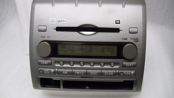 Toyota Tacoma JBL Radio 6 Disc Changer CD Player A51811 2005 2006 2007 2008 2009 2010 2011