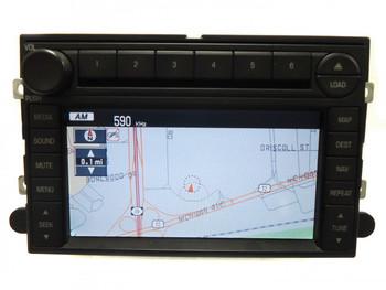 2006 MERCURY Montego FORD Five Hundred 500 OEM Navigation GPS 6 CD Radio Changer  Receiver