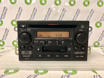 1999 - 2004 Honda CRV (CR-V) OEM AM FM Radio Tape Cassette CD Player Receiver 2XN1, 2XA1