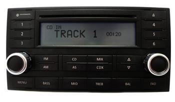 2004 2005 2006 2007 2008 2009 2010 VW VOLKSWAGEN Touareg OEM AM FM Radio Stereo CD Player