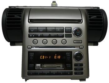 2003 2004 INFINITI G35 G-35 Radio Stereo 6 Disc Changer CD Player PN-2615E 28188 AC370 SILVER