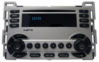 Chevy Chevrolet Radio XM Satellite Stereo MP3 CD Player AUX