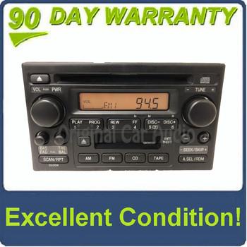 1998 - 2004 Honda CRV Accord Radio Tape Auxiliary Input Cassette