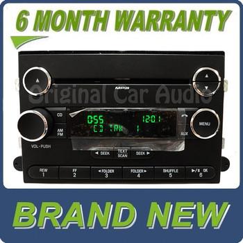 New Ford Mercury AM FM Radio Stereo MP3 CD Player OEM