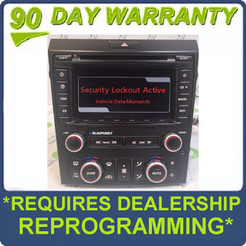 2008 - 2009 08 09 Pontiac Radio 6 Disc CD Changer Touch Screen XM Climate Controls OEM