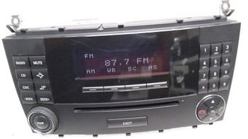 2005 2006 2007 MERCEDES BENZ Factory OEM AM FM Radio CD Player Receiver