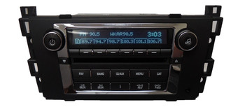 CADILLAC DTS SRX Radio Stereo MP3 6 Disc CD Changer Player Auxiliary Ipod jack 2007 2008 15948003 15877515