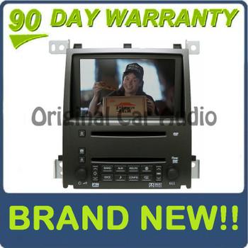 Cadillac DVD Nav 6 Disc CD Changer Player FM AM MP3