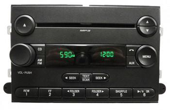 2008 - 2010 FORD F-250 F-350 Series OEM Truck Radio MP3 CD Player AUX