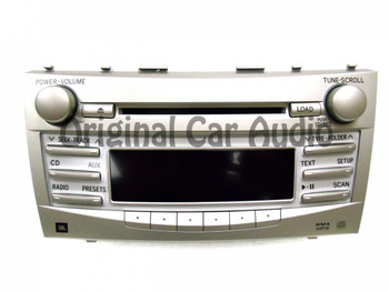 TOYOTA Camry Radio Stereo 6 Disc Changer CD Player 11847 2007 2008 2009 2010 2011
