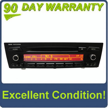 06 07 08 09 10 11 BMW 3 Series Professional Radio Stereo and CD Player BMWRCD121 2006 2007 2008 2009 2010 2011