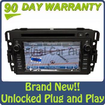 Unlocked Buick Navigation Radio GPS CD DVD Player Stereo