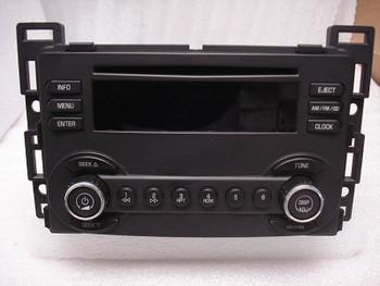 GMC Chevy Radio CD Player Stereo AM FM Receiver OEM