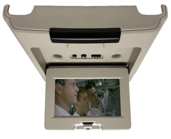 2005 2006 Chrysler Town & Country Dodge CARAVAN DVD Player Screen Display (P)0ZW96BD1AE