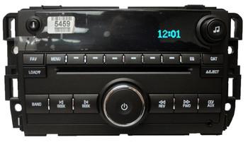 Chevy GMC Radio 6 Disc CD Changer Player USB MP3 Stereo