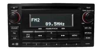 08 09 10 11 12 13 Subaru Impreza Bluetooth Radio CD Player CM621UB