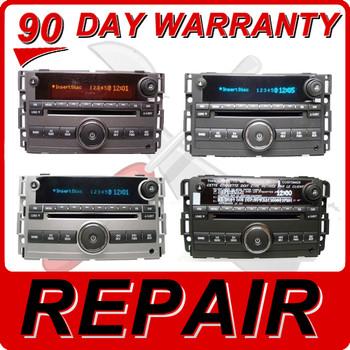 REPAIR 07 - 09 Pontiac G5 Torrent Buick Enclave CD Changer FIX