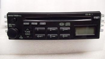 02 03 04 05 06 Kia OPTIMA MAGNETIS Radio CD Player
