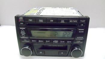 00 01 02 03 Mazda Millenia 626 Miata Radio Tape 6 Cd TC87669TX 1163