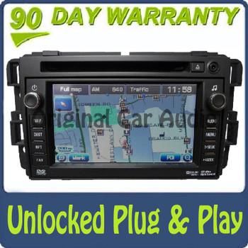 UNLOCKED GMC Chevrolet Radio GPS CD DVD Player Aux Stereo OEM