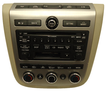 28185 CC200 NISSAN Murano Radio 6 Disc CD Changer Player