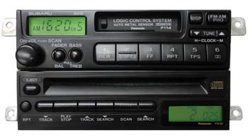 95 96 97 98 99 01 02 03 04 SUBARU Legacy Forester Impreza Radio Tape CD Player P114