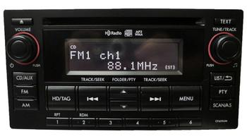 Subaru Bluetooth HD High Def Radio AUX CD Player Stereo