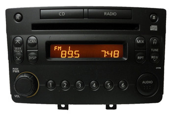 03 04 05 06 07 08 09 Nissan 350Z Radio CD Player CY17B