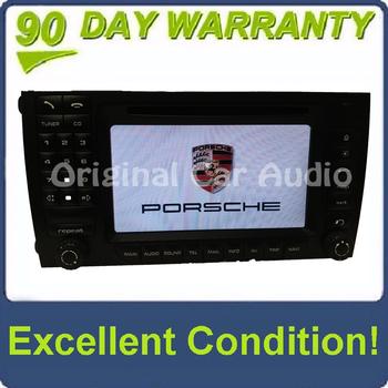 Porsche Cayenne Navigation gps System Radio CD Player OEM