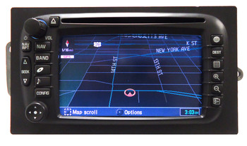 2003 2004 GMC Chevy OEM Navigation BOSE LUX GPS Radio CD Player