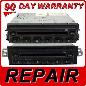 REPAIR 01 02 03 04 05 06 GMC Radio and 6 CD Player