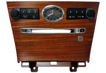INFINITI M35 M45 Radio FACEPLATE Clock 68260-EH100